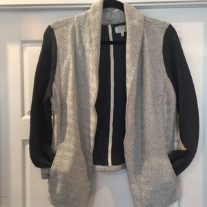 Loft Lou and Gray sz M French Terry jacket